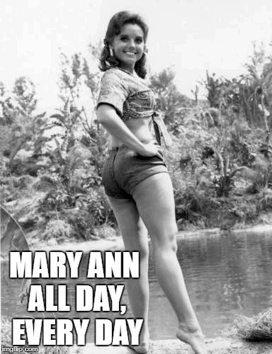MARY ANN ALL DAY, EVERY DAY | made w/ Imgflip meme maker