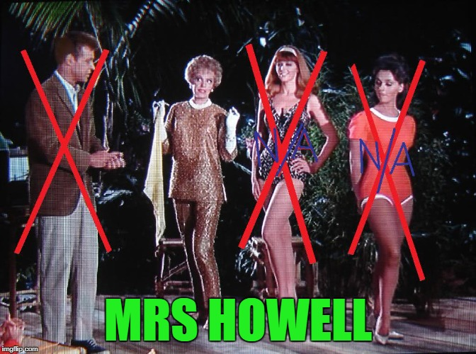 MRS HOWELL | made w/ Imgflip meme maker