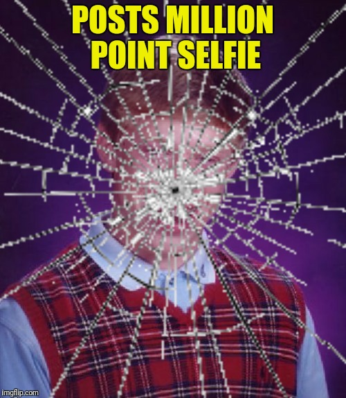 POSTS MILLION POINT SELFIE | made w/ Imgflip meme maker