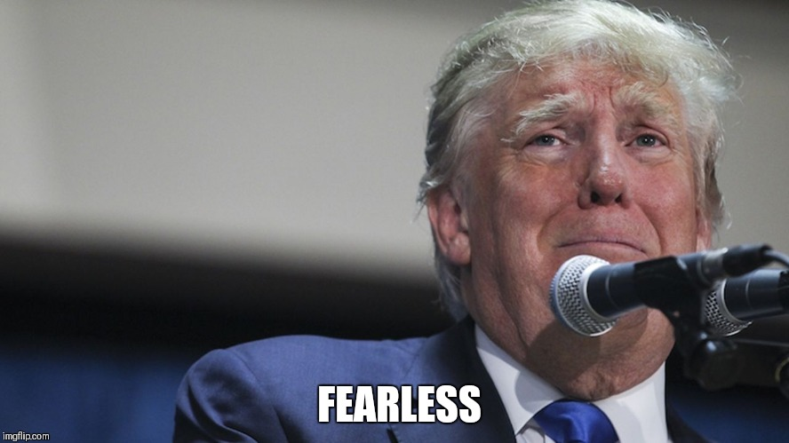 FEARLESS | made w/ Imgflip meme maker