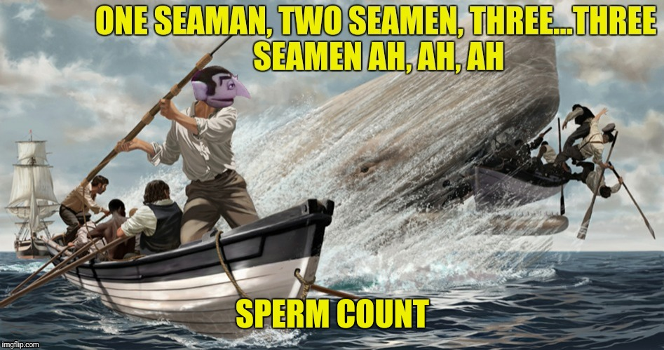 SPERM COUNT | made w/ Imgflip meme maker