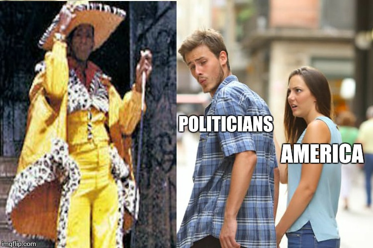 POLITICIANS AMERICA | made w/ Imgflip meme maker