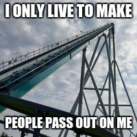 fury 325 meme | I ONLY LIVE TO MAKE PEOPLE PASS OUT ON ME | image tagged in funny memes | made w/ Imgflip meme maker