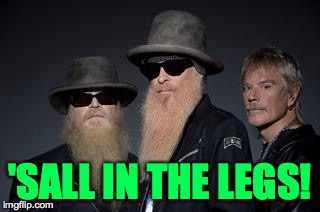 'SALL IN THE LEGS! | made w/ Imgflip meme maker