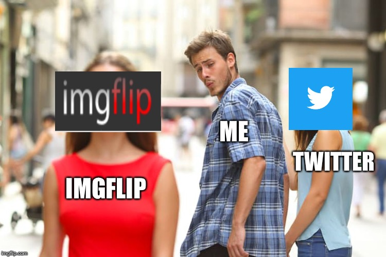 "Seriously, I don't know which is the best ""social platform"" I'm supposed to choose...but the meme says it all. 