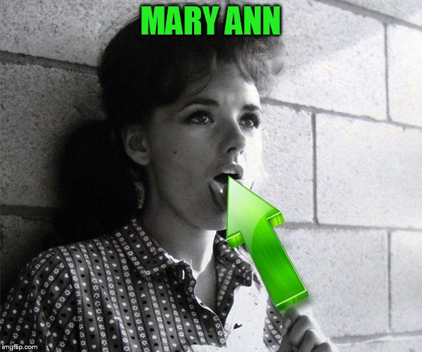 MARY ANN | made w/ Imgflip meme maker