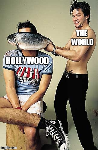THE WORLD HOLLYWOOD | made w/ Imgflip meme maker