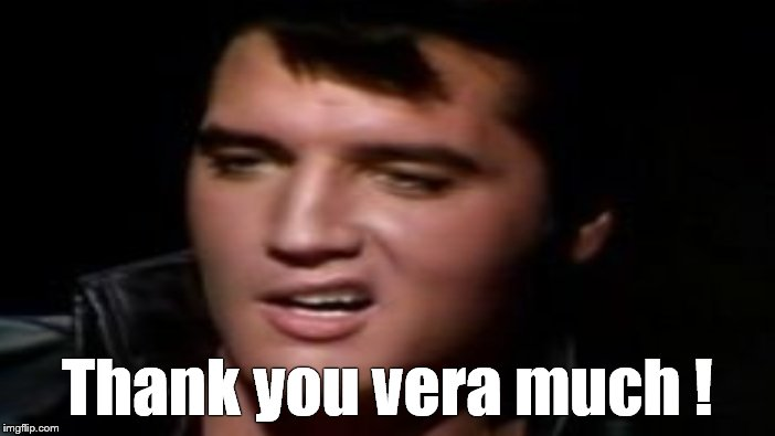 Thank you vera much ! | made w/ Imgflip meme maker