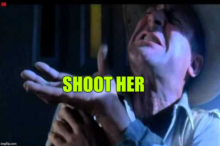 SHOOT HER | made w/ Imgflip meme maker