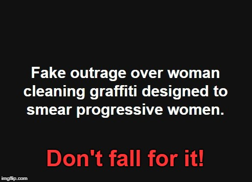 Trolling Outrage | Don't fall for it! | image tagged in women,international women's day,women rights,oxford,graffiti | made w/ Imgflip meme maker