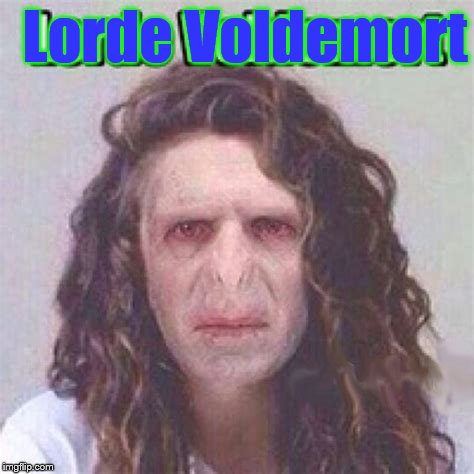 Bad Photoshop Sunday meets Music Week! March 5-11, a Phantasmemegoric & thecoffeemaster PARTAY! | Lorde Voldemort | image tagged in lorde,voldemort,photoshop,bad photoshop sunday,music week | made w/ Imgflip meme maker