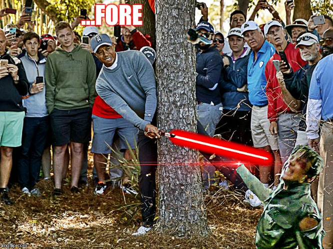 I hope somebody got a pic of that... | ...FORE | image tagged in photoshurp,photobombs | made w/ Imgflip meme maker