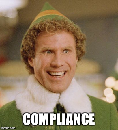 Buddith | COMPLIANCE | image tagged in buddith | made w/ Imgflip meme maker