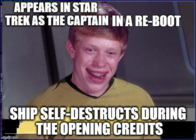 IN A RE-BOOT SHIP SELF-DESTRUCTS DURING THE OPENING CREDITS | made w/ Imgflip meme maker