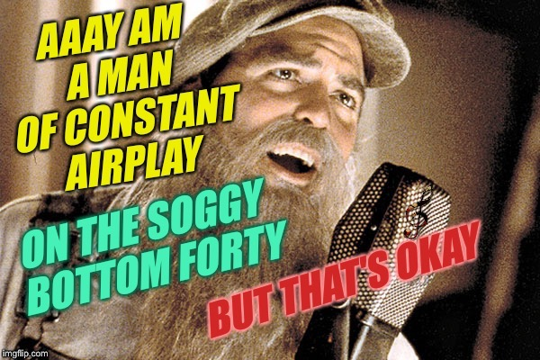 The Soggy Bottom Boys at the Music Week Wrap Party! Sunday March 11, A Phantasmemegoric & thecoffeemaster Event!  | image tagged in music week,a phantasmemegoric  thecoffeemaster event,soggy bottom boys,george clooney,funny,odyssey | made w/ Imgflip meme maker
