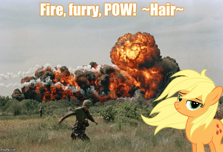Nay, Psalm | Fire, furry, POW!  ~Hair~ | image tagged in bad photoshop sunday | made w/ Imgflip meme maker