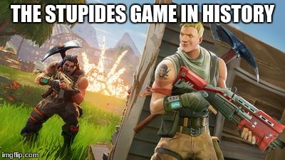 stupid game | THE STUPIDES GAME IN HISTORY | image tagged in one does not simply | made w/ Imgflip meme maker
