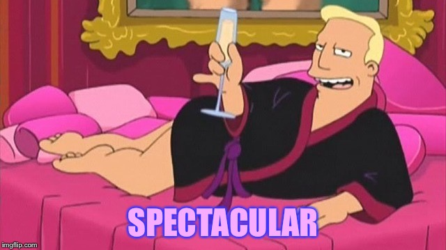 SPECTACULAR | made w/ Imgflip meme maker