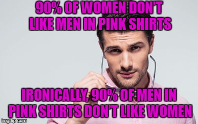 "Let me get this ""straight"". 