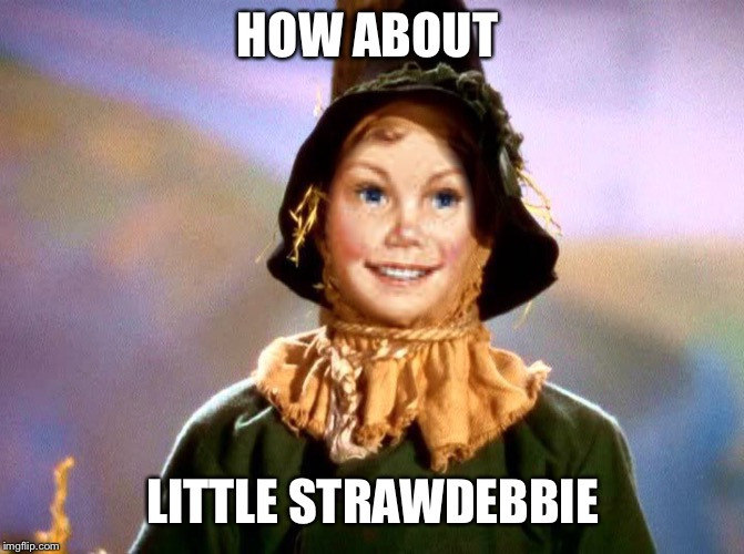 HOW ABOUT LITTLE STRAWDEBBIE | made w/ Imgflip meme maker