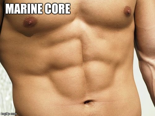 Marine Core | MARINE CORE | image tagged in marine corps jokes,marine corps,donald trump,trump | made w/ Imgflip meme maker
