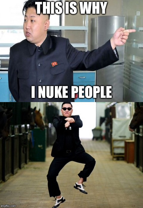 THIS IS WHY I NUKE PEOPLE | made w/ Imgflip meme maker