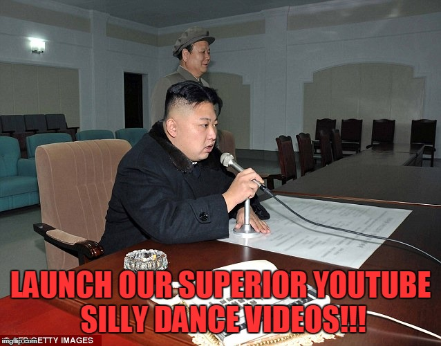 LAUNCH OUR SUPERIOR YOUTUBE SILLY DANCE VIDEOS!!! | made w/ Imgflip meme maker