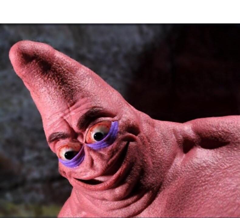 Patrick Meme Templates Imgflip