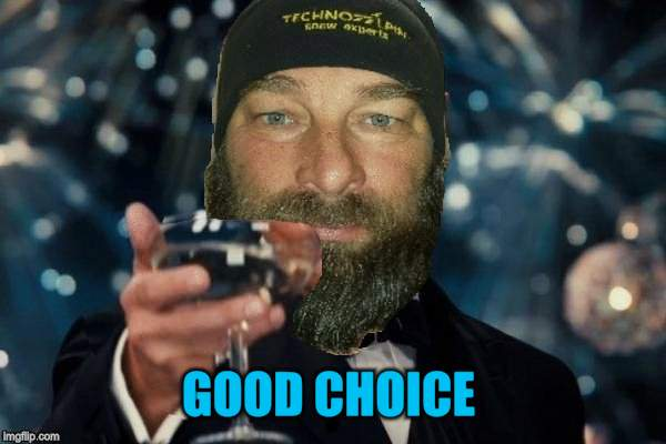 GOOD CHOICE | made w/ Imgflip meme maker