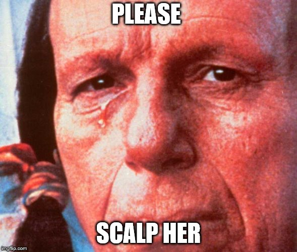 PLEASE SCALP HER | made w/ Imgflip meme maker