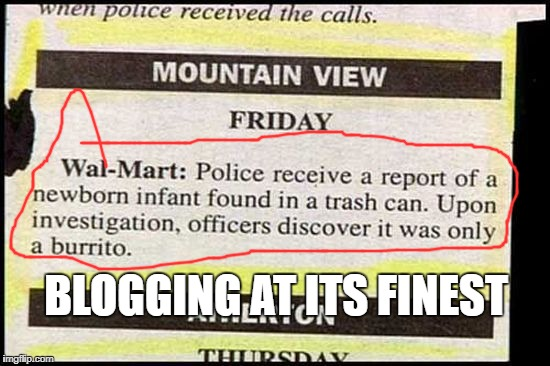 who pays these people | BLOGGING AT ITS FINEST | image tagged in memes,dank,newspaper fails | made w/ Imgflip meme maker