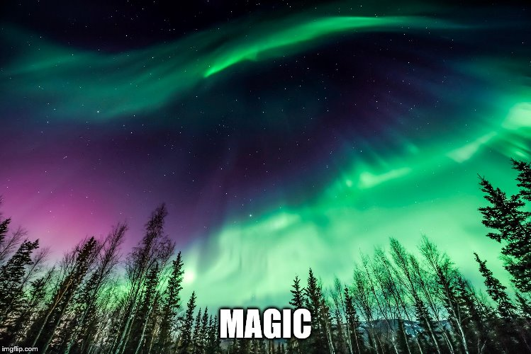 MAGIC | made w/ Imgflip meme maker