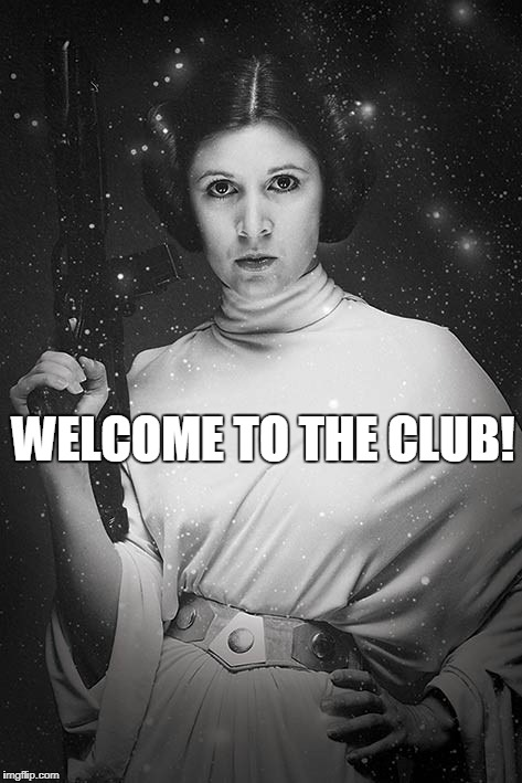 WELCOME TO THE CLUB! | made w/ Imgflip meme maker