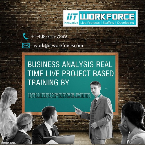 Take real-time references, from Business problems. Take the opportunity of real-time project training in Business Analysis. | image tagged in live,project,business,training,class,development | made w/ Imgflip meme maker