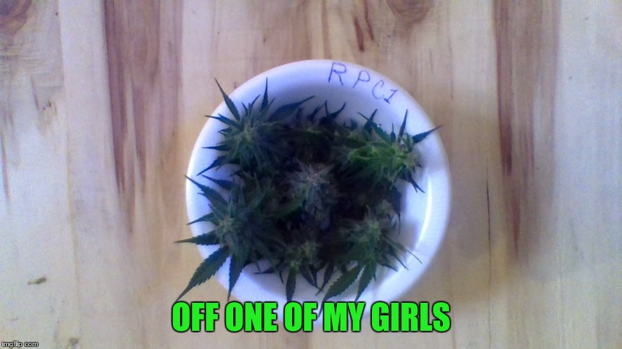 OFF ONE OF MY GIRLS | made w/ Imgflip meme maker