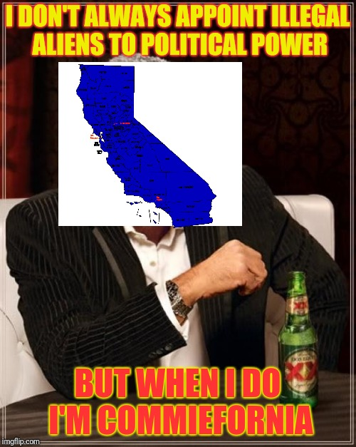 "the most ""progressive"" state in the union 