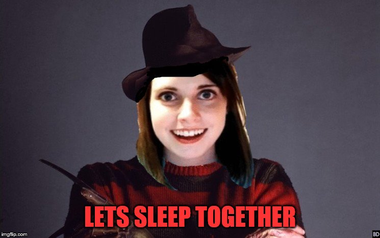 LETS SLEEP TOGETHER | made w/ Imgflip meme maker