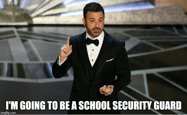 I'M GOING TO BE A SCHOOL SECURITY GUARD | made w/ Imgflip meme maker
