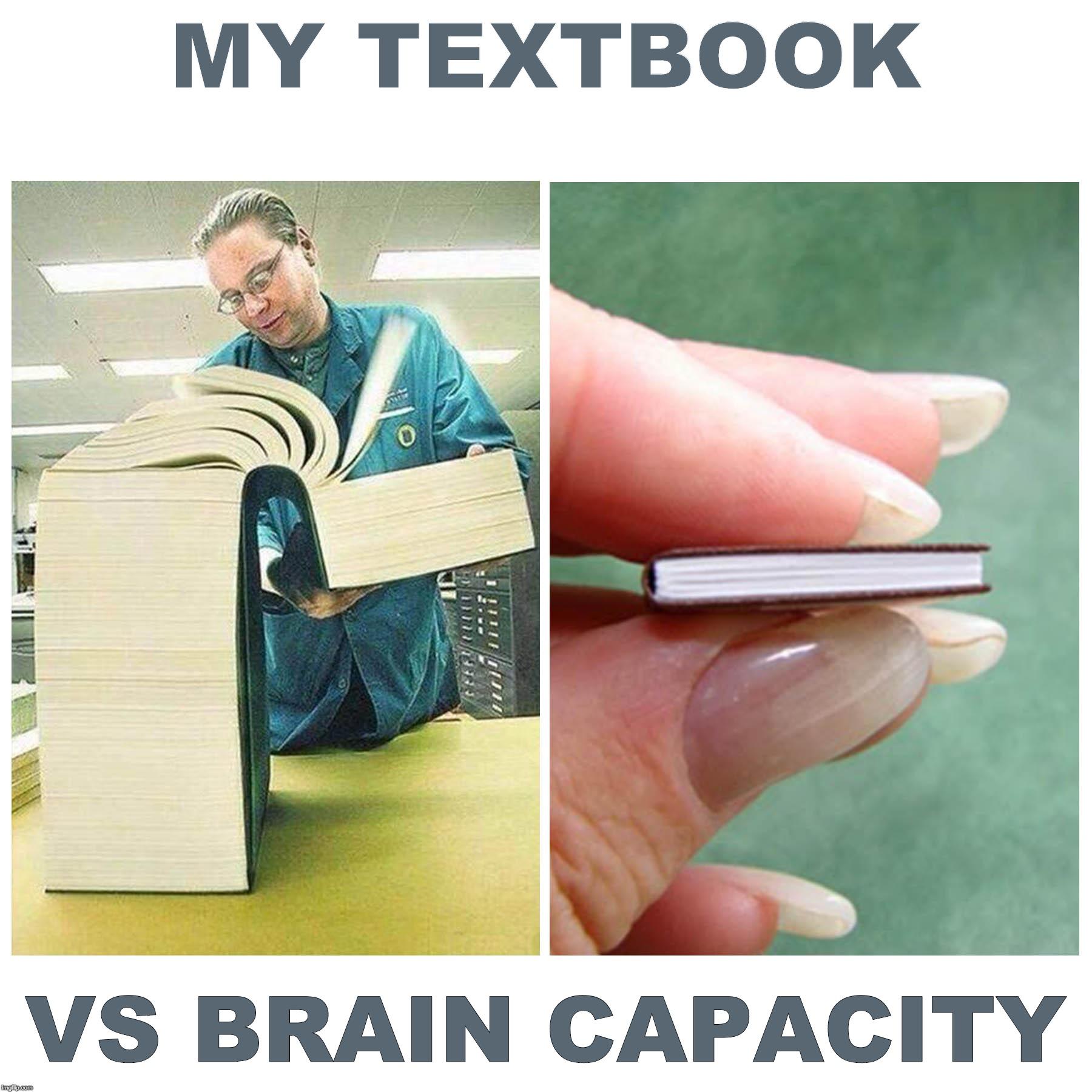 Big book vs little book