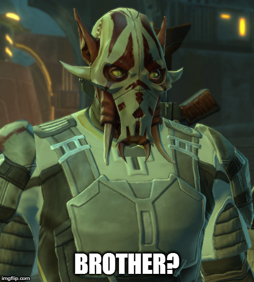 BROTHER? | made w/ Imgflip meme maker
