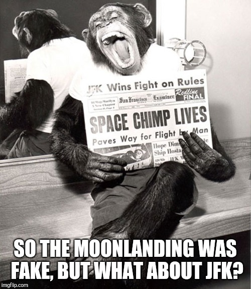 Who's in the Bush? | SO THE MOONLANDING WAS FAKE, BUT WHAT ABOUT JFK? | image tagged in jfk,dallas,illuminati,drain the swamp,make it rain,george bush | made w/ Imgflip meme maker