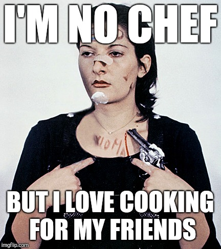 Spririt Marinade  | I'M NO CHEF BUT I LOVE COOKING FOR MY FRIENDS | image tagged in spirit cooking,drain the swamp,wikileaks,john podesta,tin foil hat,meme war | made w/ Imgflip meme maker