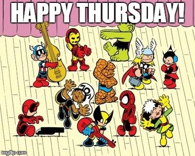 Happy Thursday Imgflip