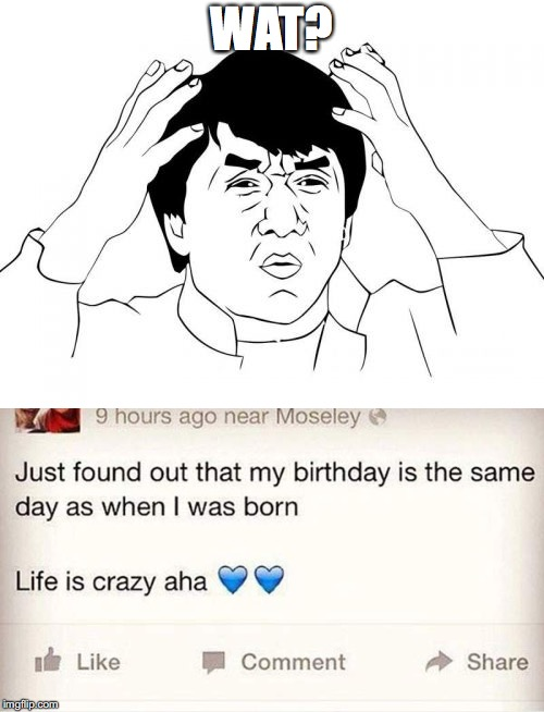 I found this! | WAT? | image tagged in jackie chan wtf,memes,dumb people | made w/ Imgflip meme maker