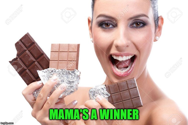MAMA'S A WINNER | made w/ Imgflip meme maker