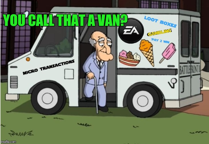 YOU CALL THAT A VAN? | made w/ Imgflip meme maker