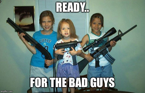 READY.. FOR THE BAD GUYS | made w/ Imgflip meme maker