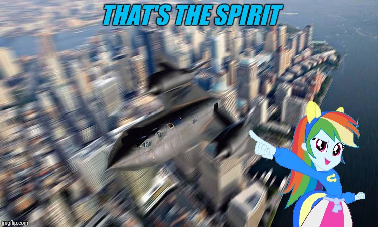 THAT'S THE SPIRIT | made w/ Imgflip meme maker