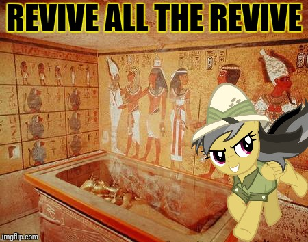 REVIVE ALL THE REVIVE | made w/ Imgflip meme maker