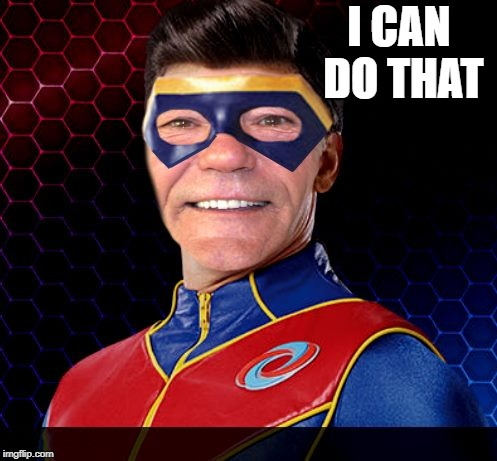 captain lewman | I CAN DO THAT | image tagged in captain lewman | made w/ Imgflip meme maker